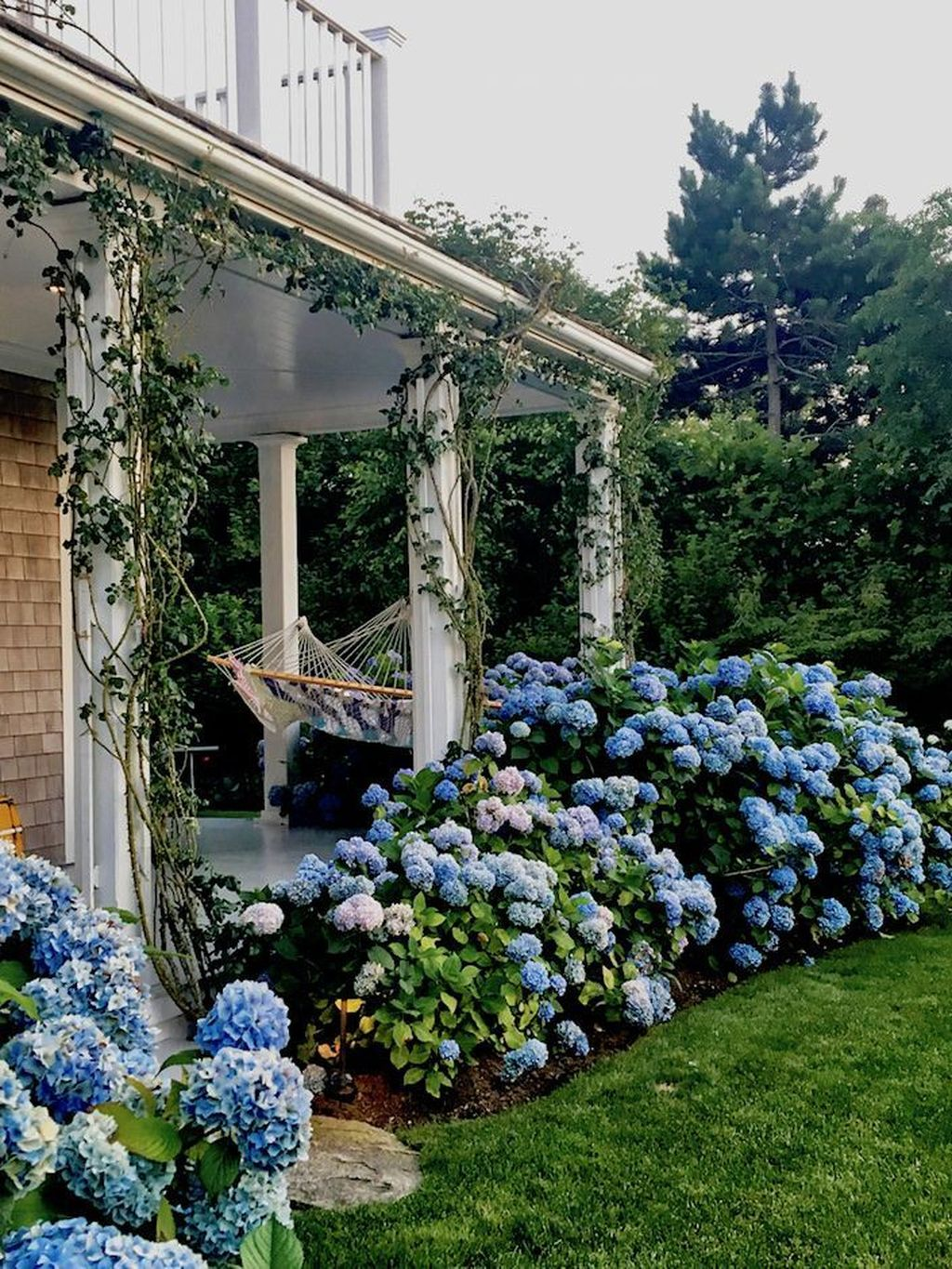 Beautiful Hydrangea Design Ideas Landscaping Your Front Yard 17