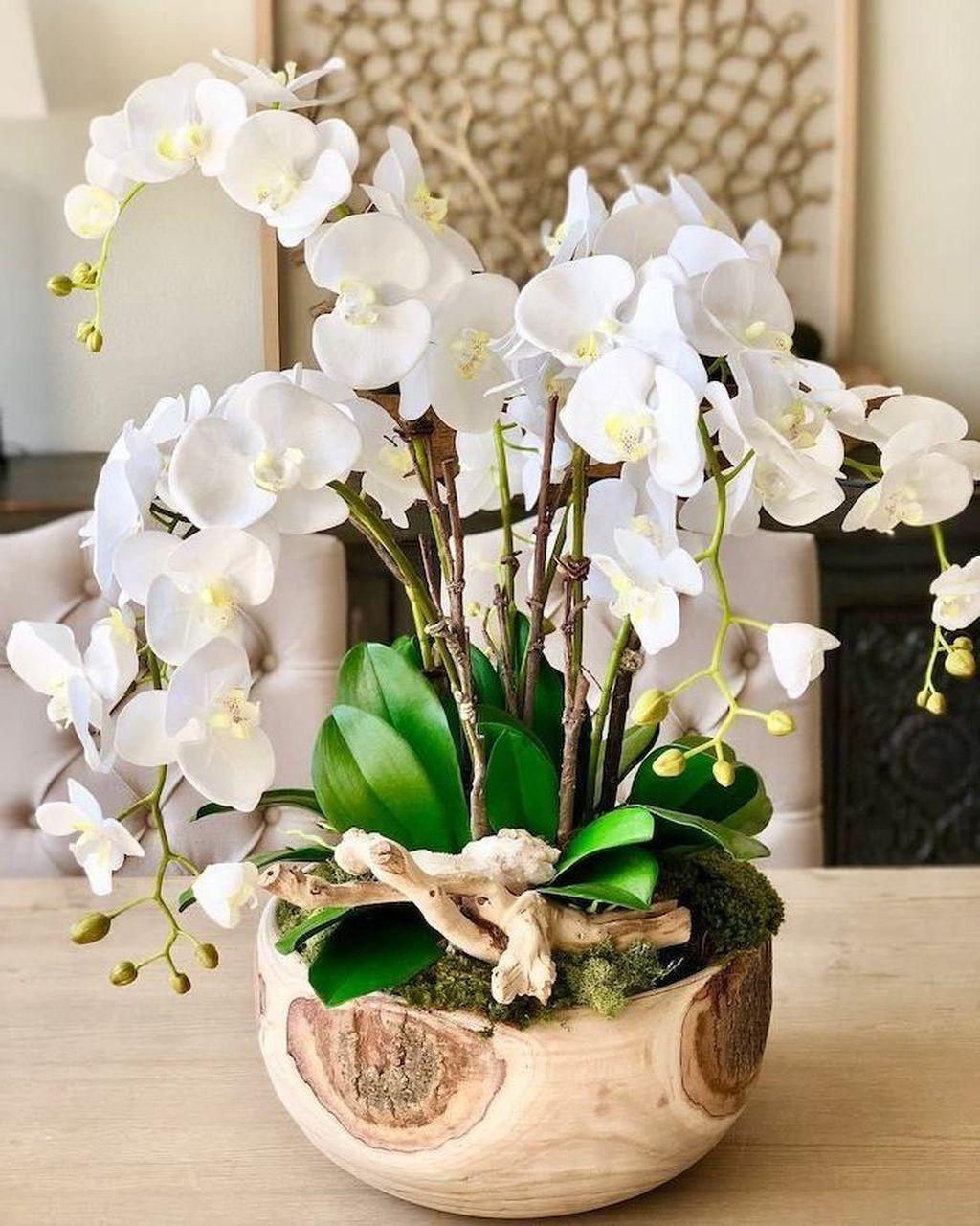 Beautiful Modern Flower Arrangements Design Ideas 29