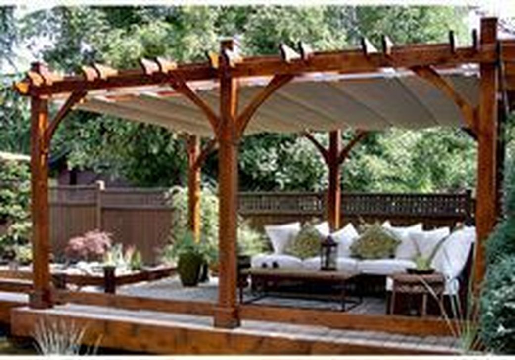 Fabulous Backyard Design Ideas With Western Style 15