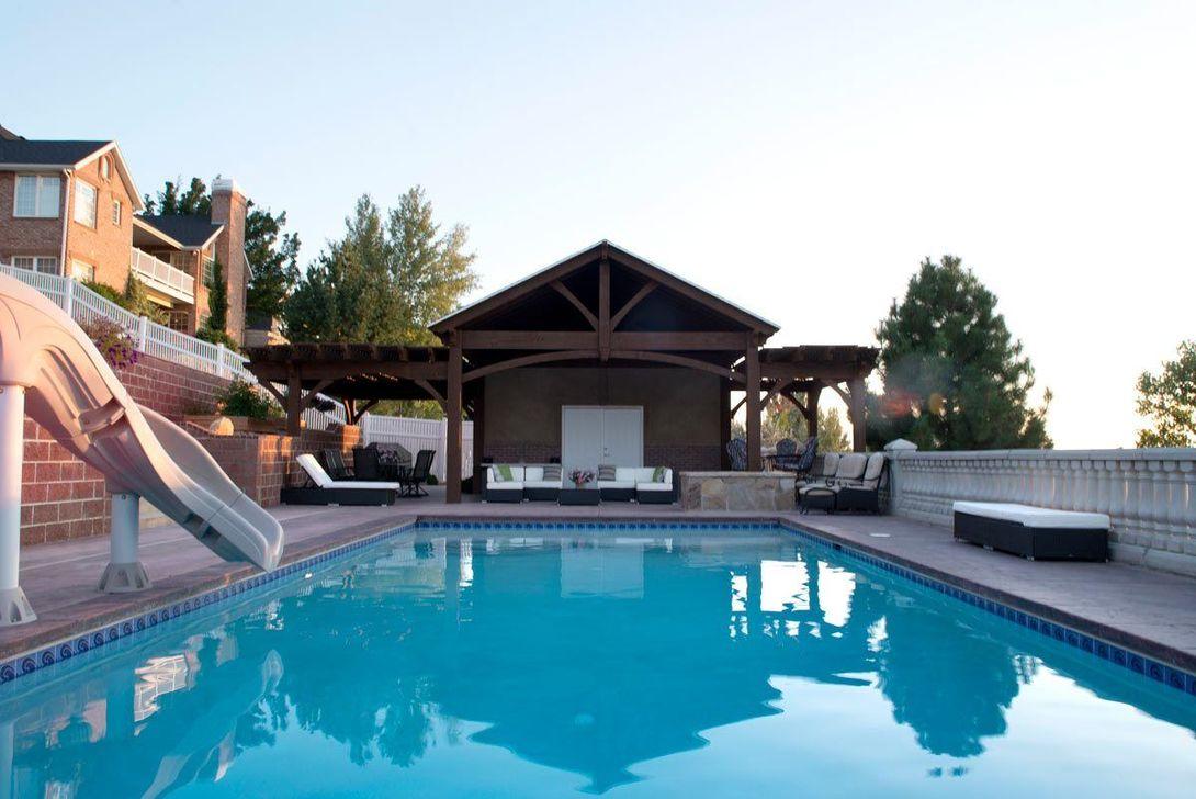 Fabulous Backyard Design Ideas With Western Style 18