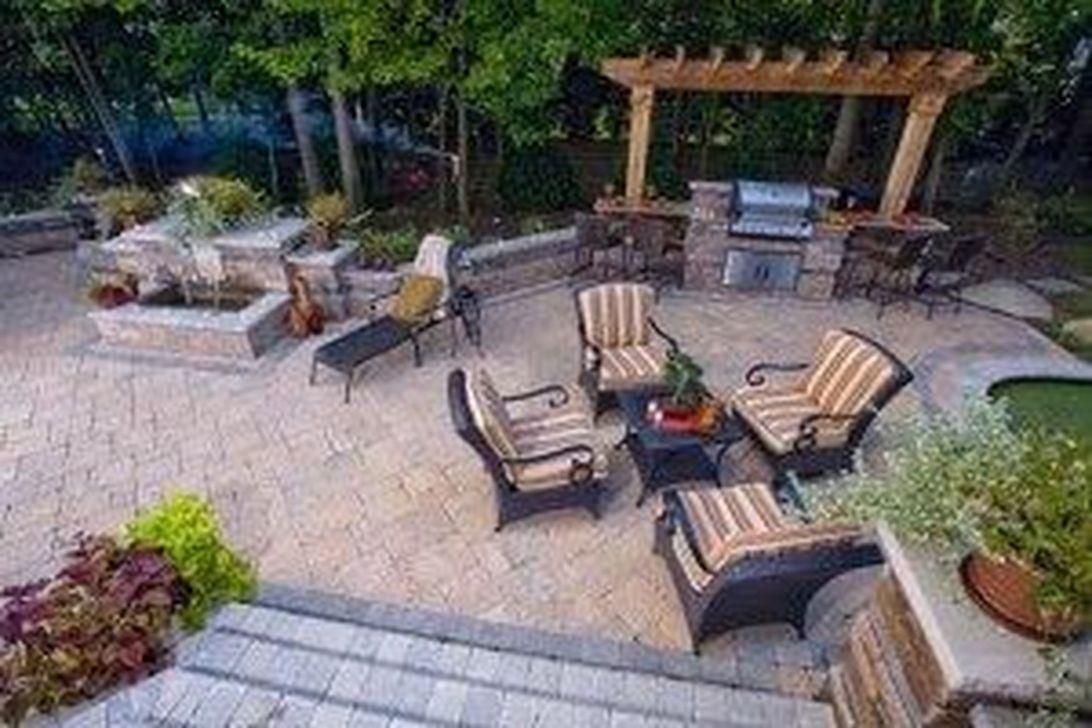 Fabulous Backyard Design Ideas With Western Style 20