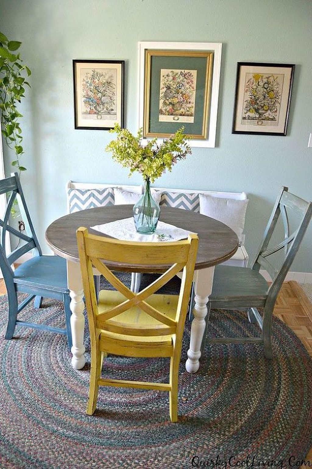 Fabulous Colorful Apartment Decor Ideas 07