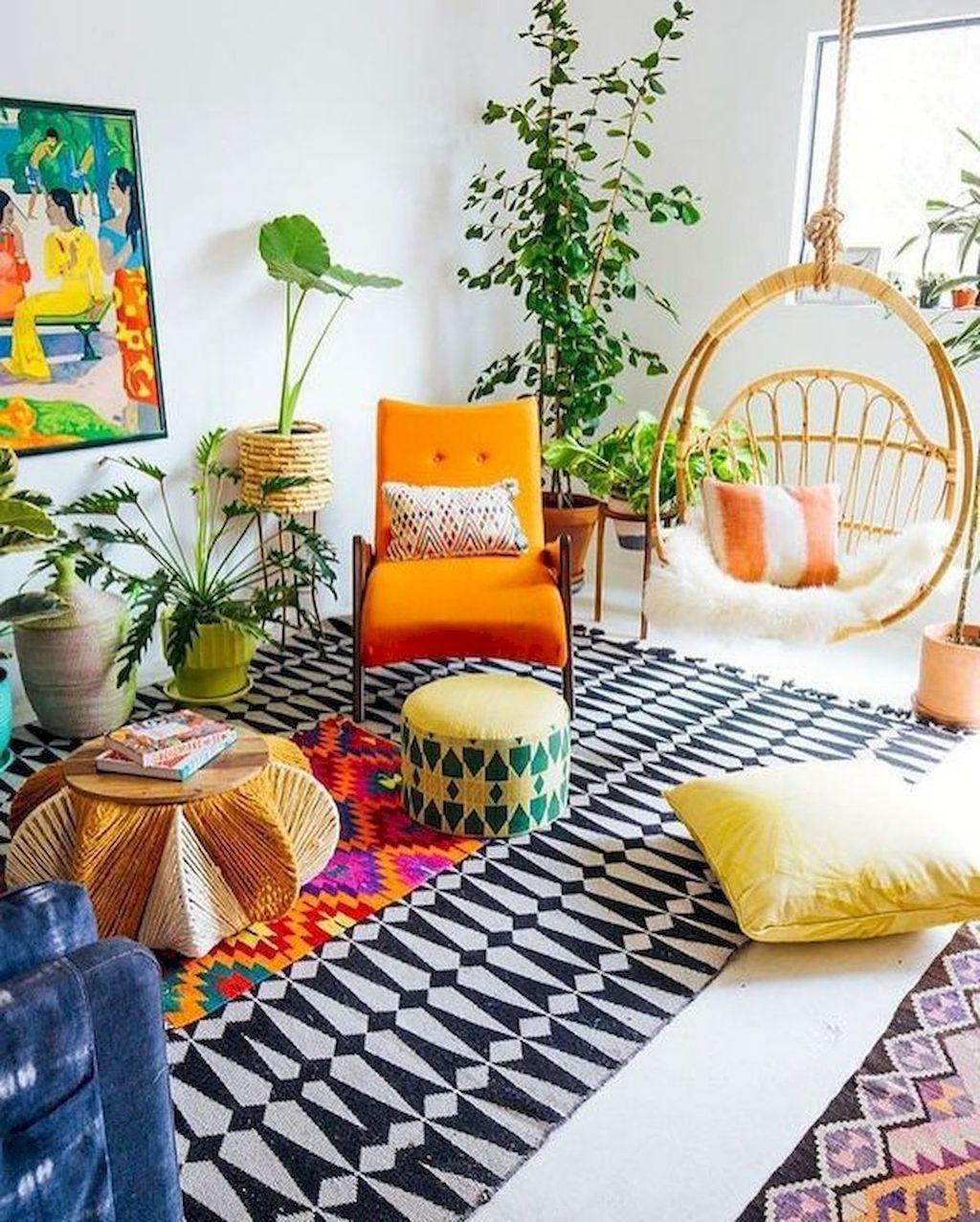 Fabulous Colorful Apartment Decor Ideas 22