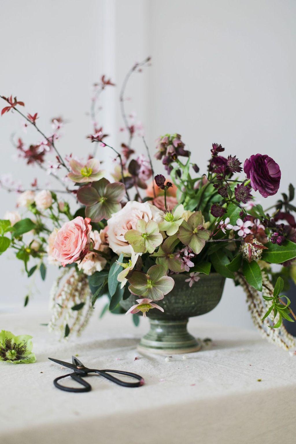 Fabulous Floral Arrangements Design Ideas 15