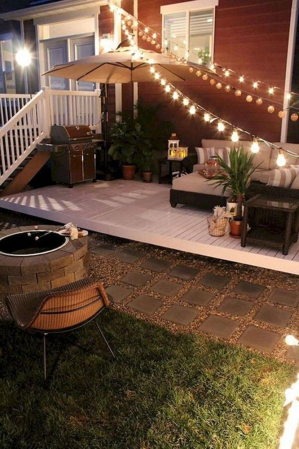 Fabulous Patio Design Ideas On A Budget 12