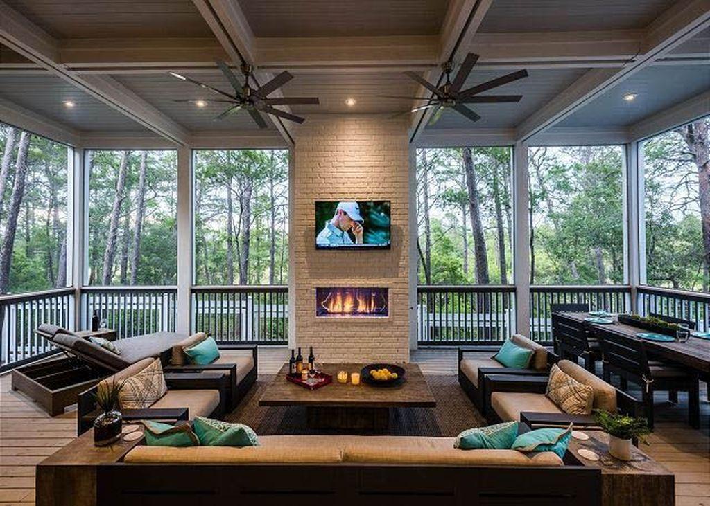 Fabulous Porch Design Ideas 21