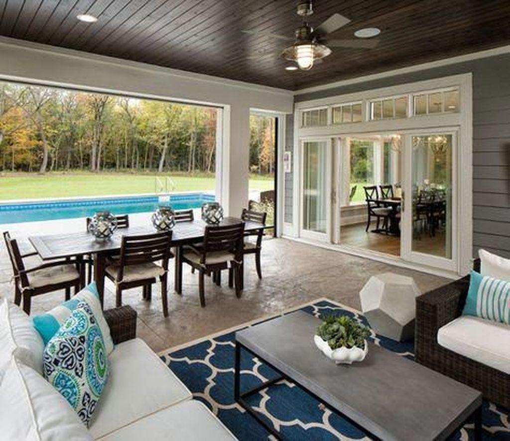 Fabulous Porch Design Ideas 22