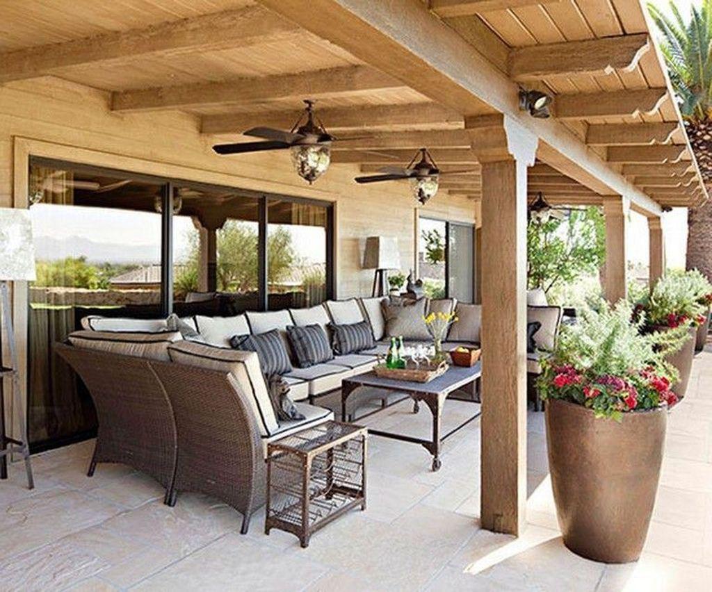 Fabulous Porch Design Ideas 24