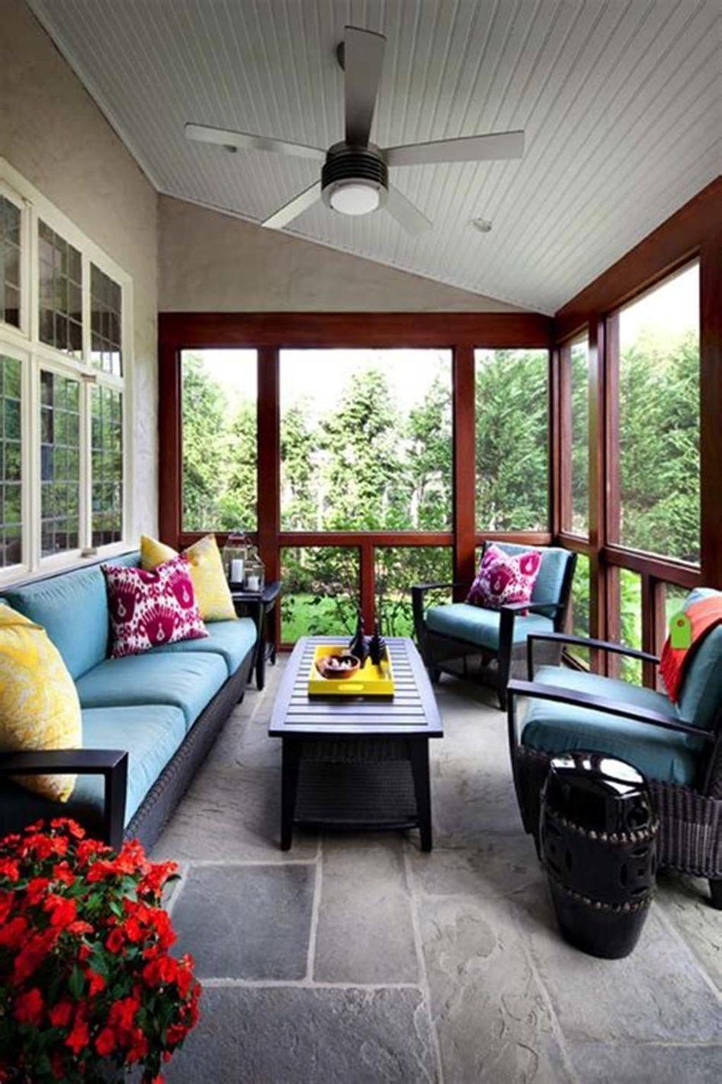 Fabulous Porch Design Ideas 33