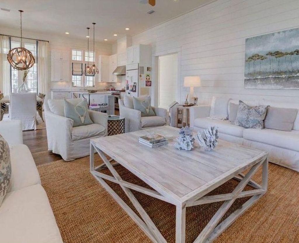 Fabulous Summer Living Room Decor Ideas 23