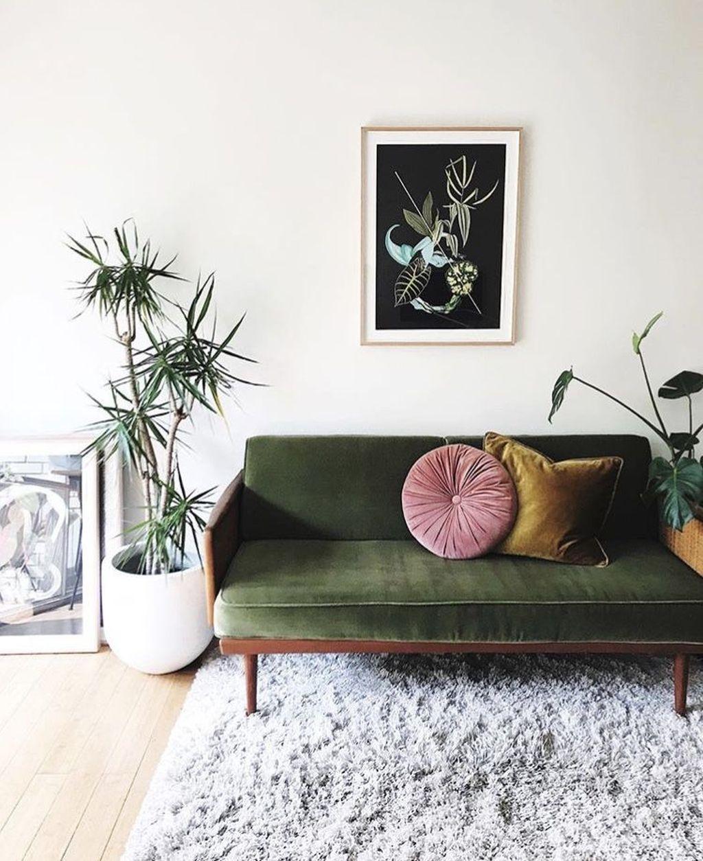 Fabulous Summer Living Room Decor Ideas 24