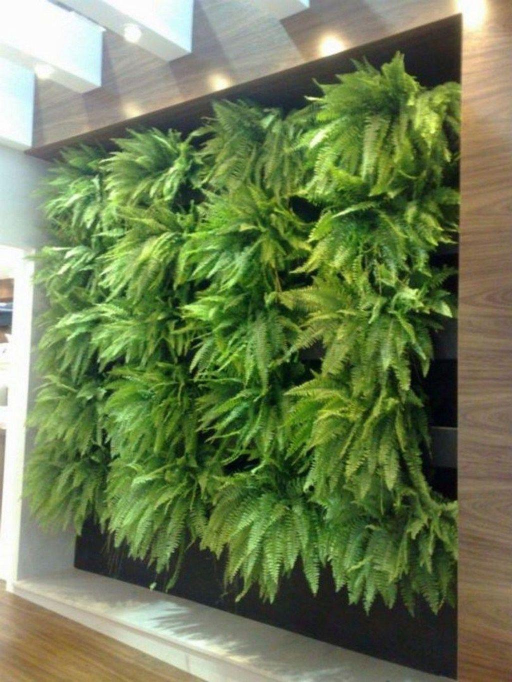Gorgeous Vertical Garden Ideas Wall Decor 17
