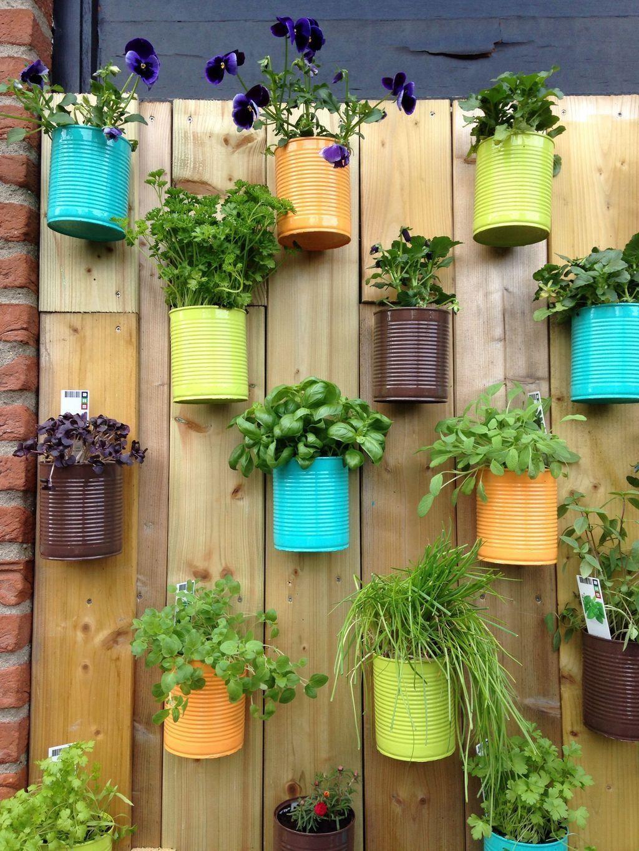 Gorgeous Vertical Garden Ideas Wall Decor 27
