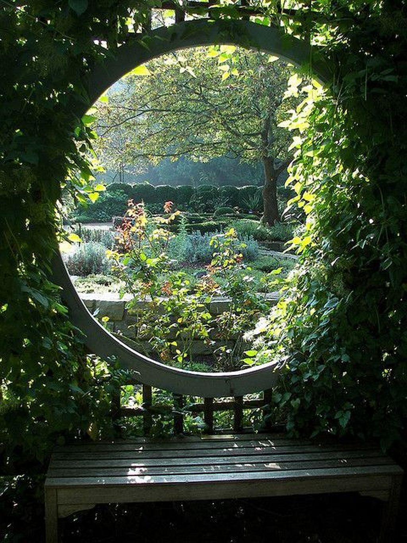 Incredible Heavenly Moon Gate Design Ideas 05
