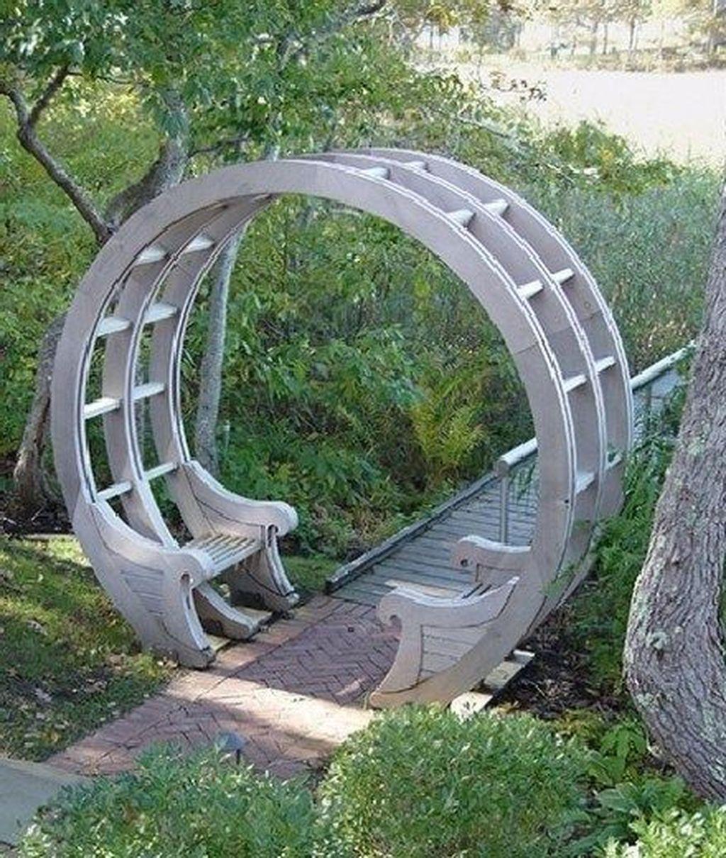 Incredible Heavenly Moon Gate Design Ideas 08