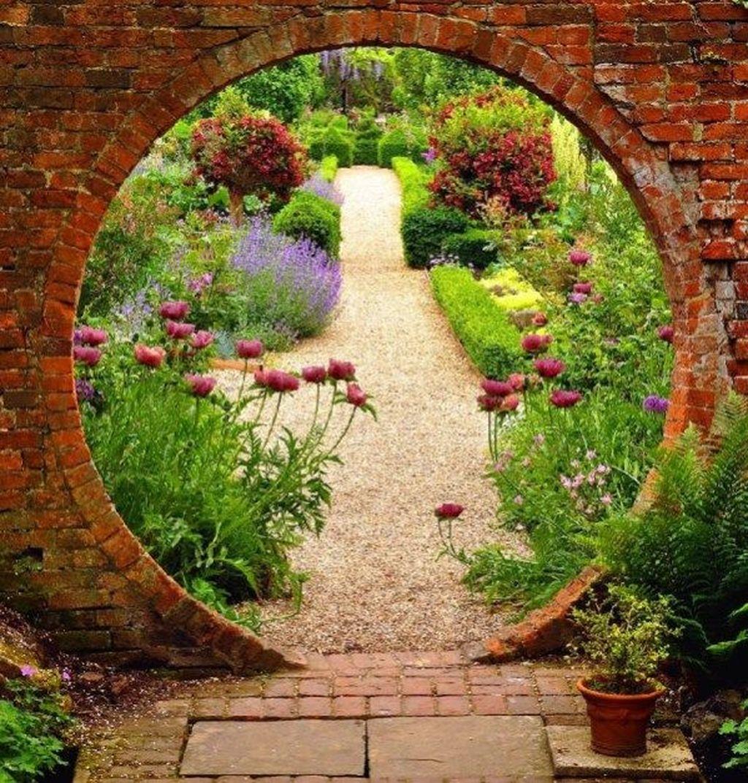 Incredible Heavenly Moon Gate Design Ideas 12