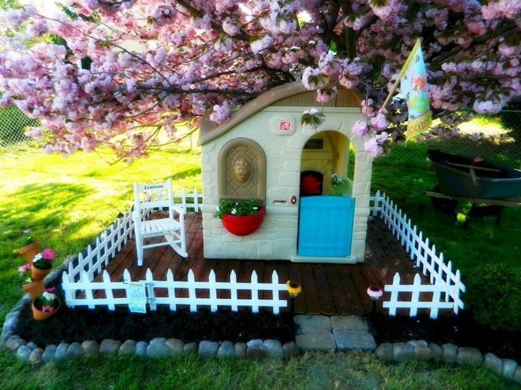 Incredible Magical Backyard Design Ideas For Your Kids 02