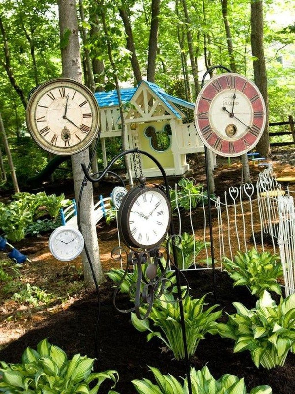 Incredible Magical Backyard Design Ideas For Your Kids 03