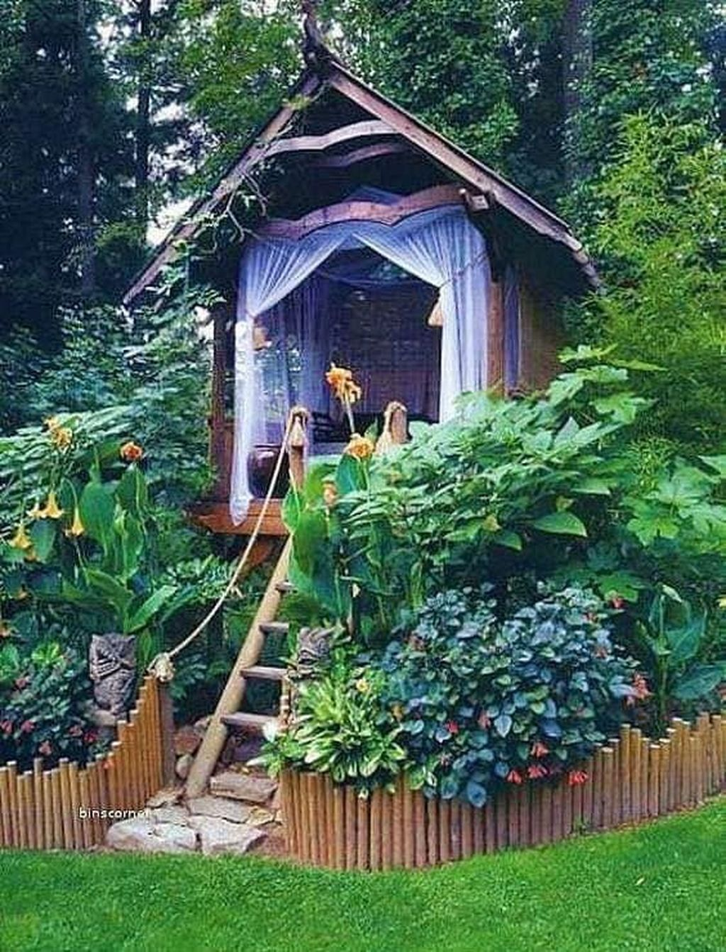 Incredible Magical Backyard Design Ideas For Your Kids 20