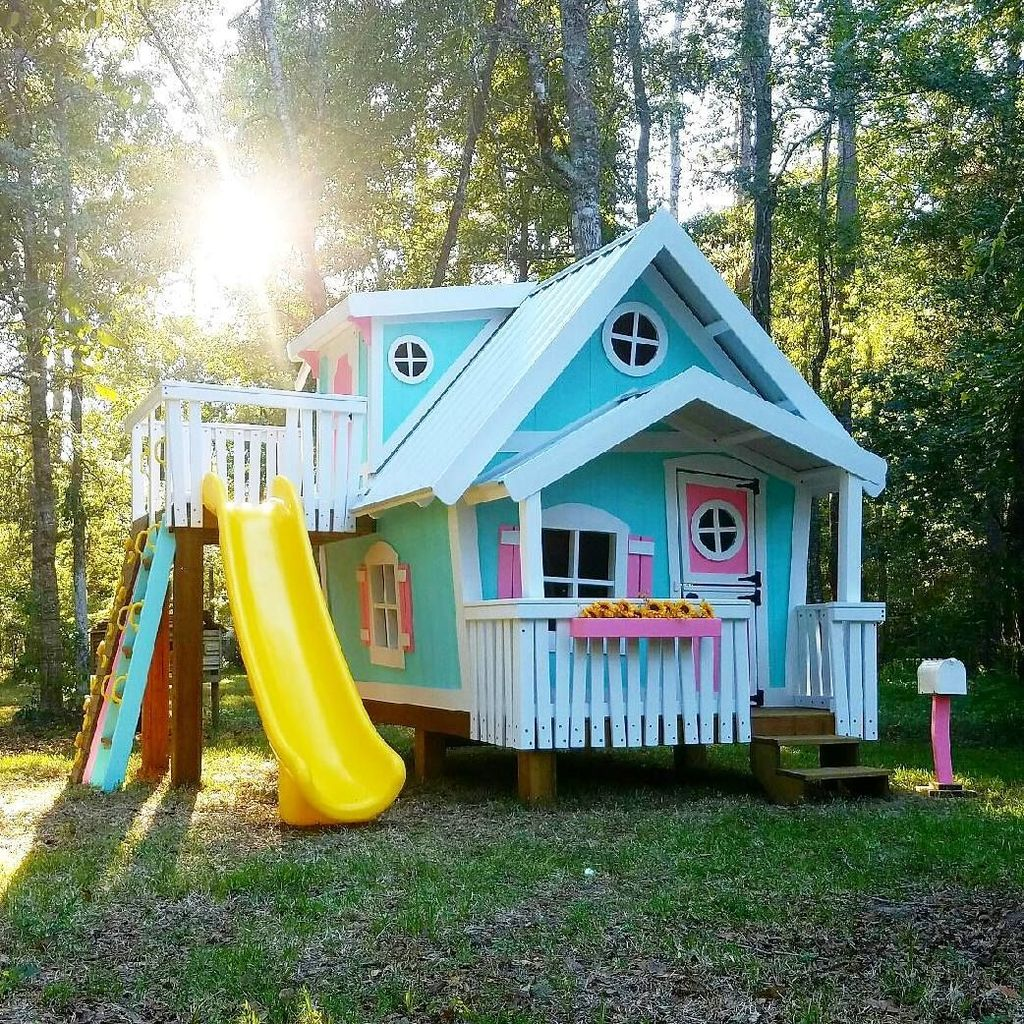 31 Incredible Magical Backyard Design Ideas For Your Kids ... on Magical Backyard Ideas id=22460