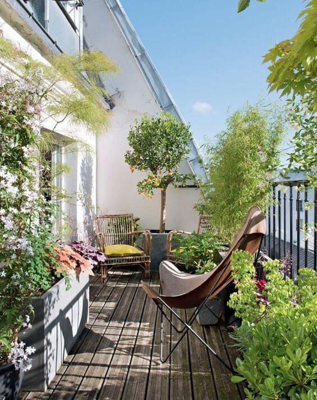 Incredible Patio Balcony Design Ideas 21