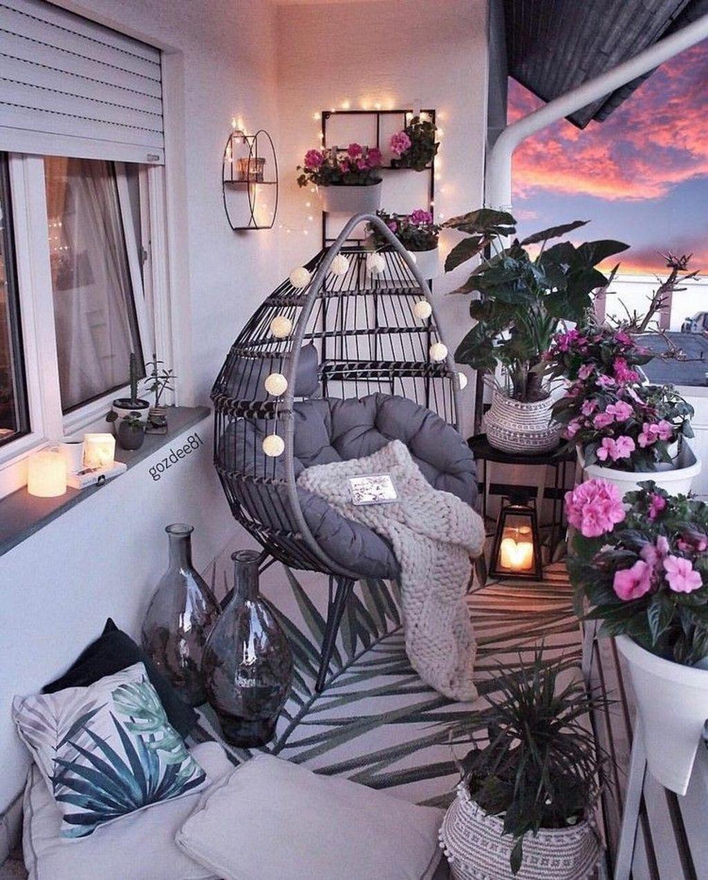 Incredible Patio Balcony Design Ideas 23
