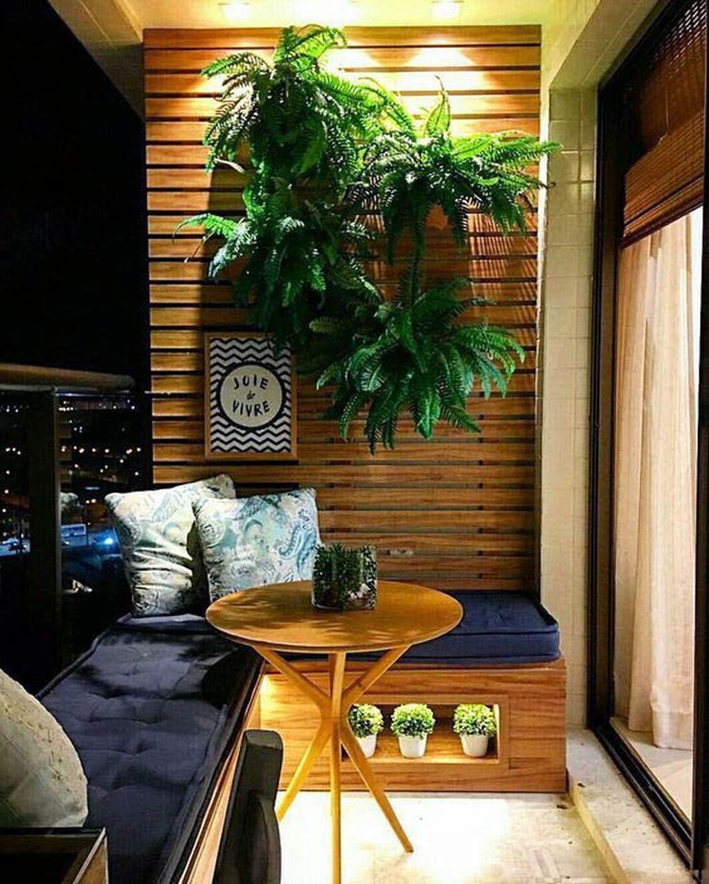 Incredible Patio Balcony Design Ideas 26