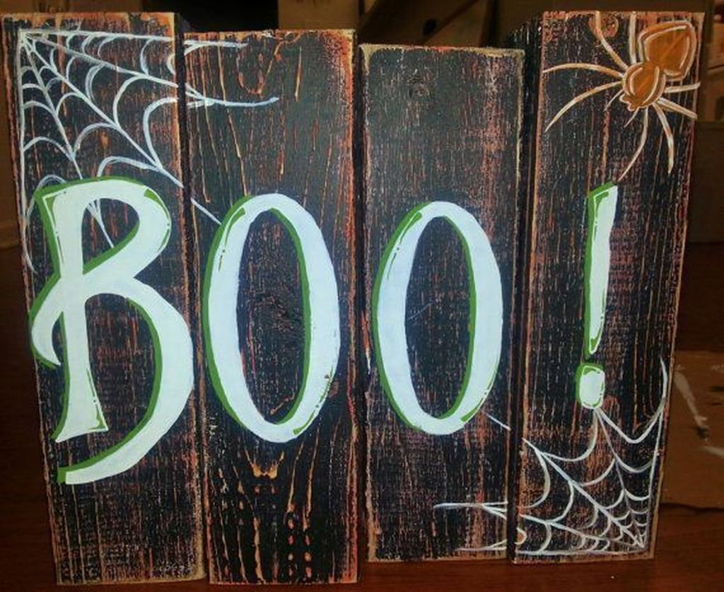 Inspiring Fall Pallet Signs Design Ideas For Your Home Decor 19