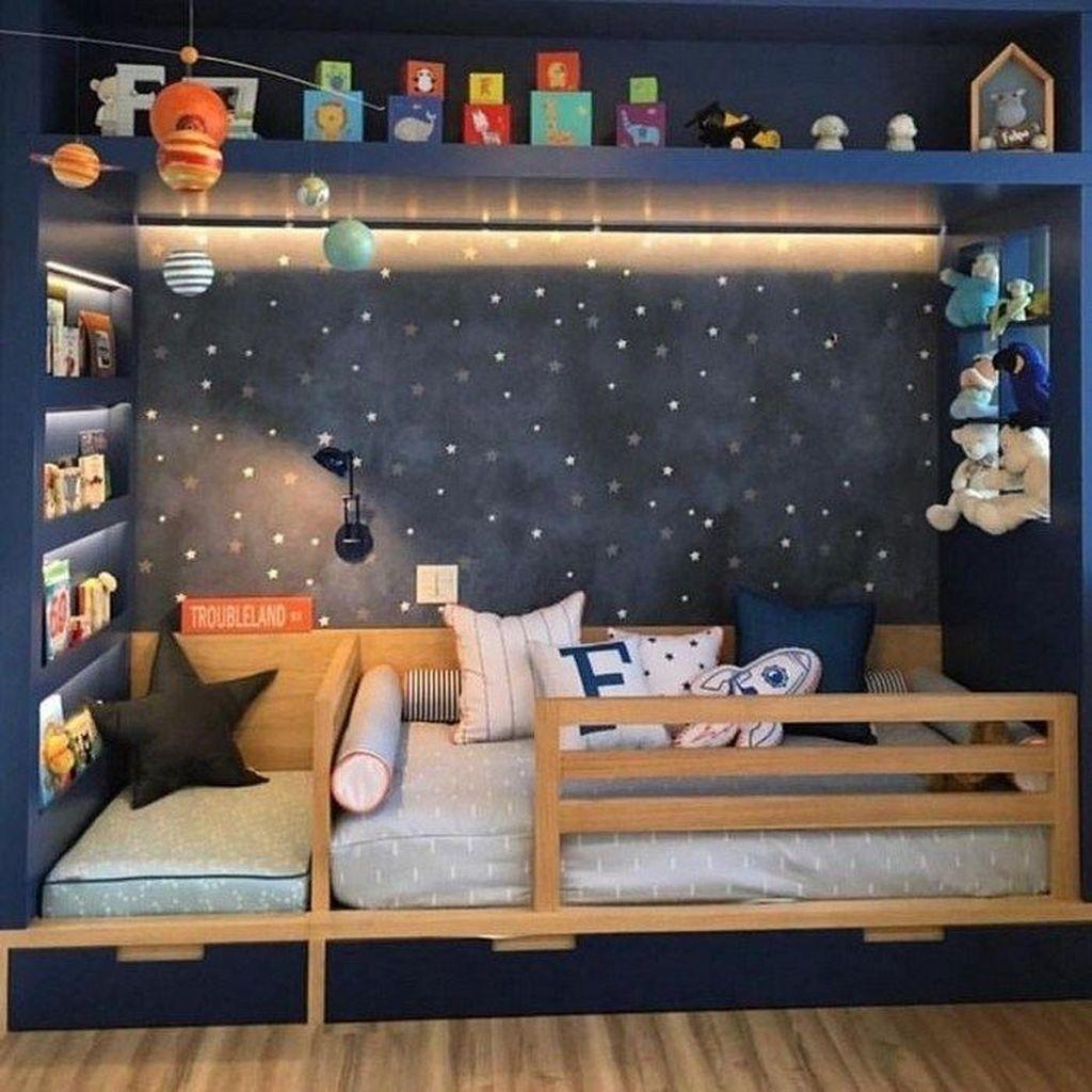 Inspiring Outer Space Bedroom Decor Ideas 07