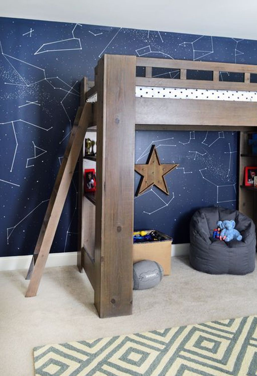Inspiring Outer Space Bedroom Decor Ideas 10