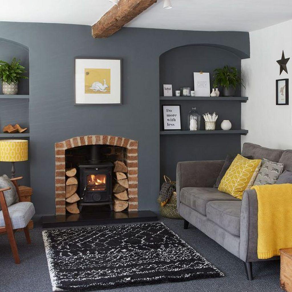Inspiring Small Living Room Decor Ideas 20