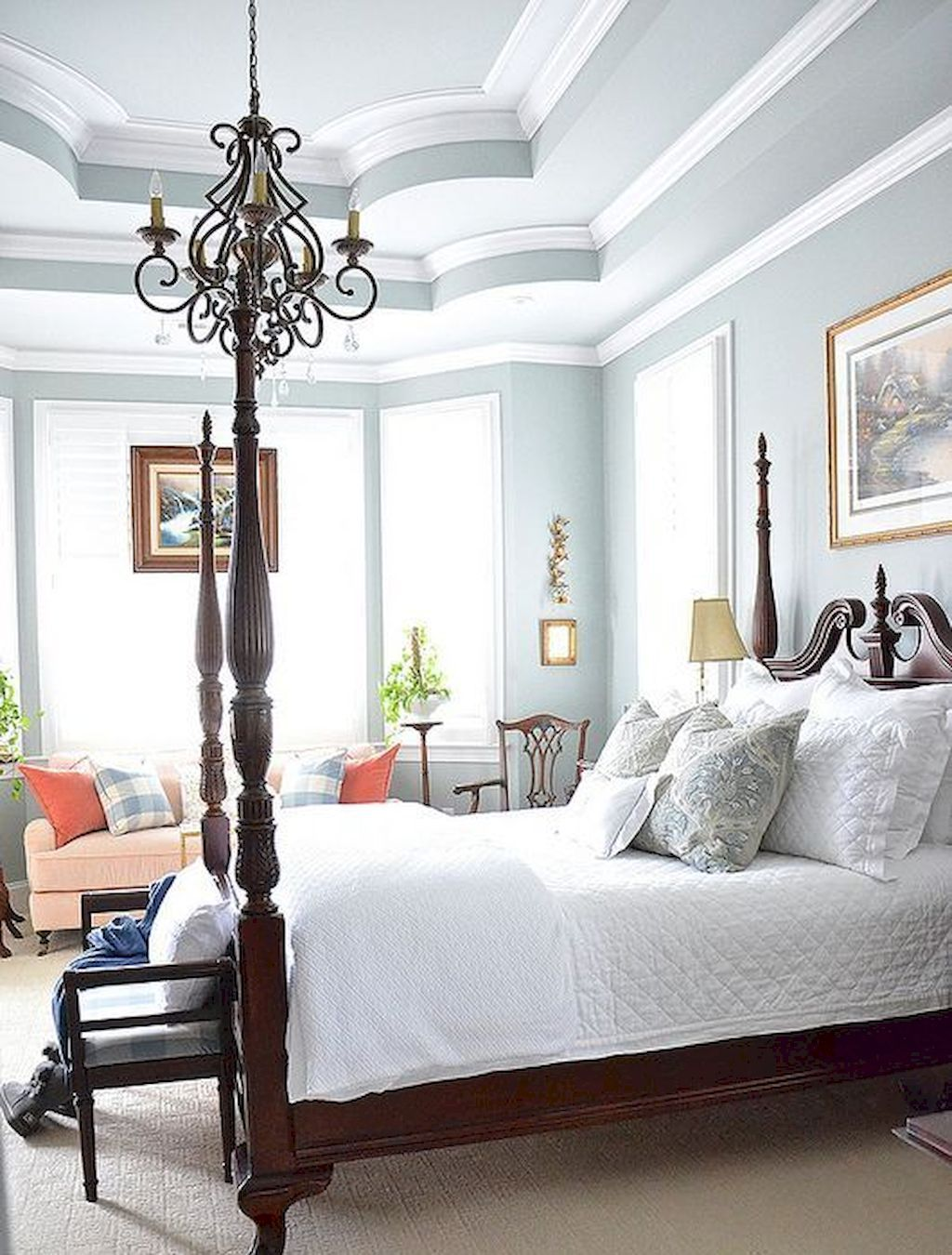 Inspiring Traditional Bedroom Decor Ideas 02