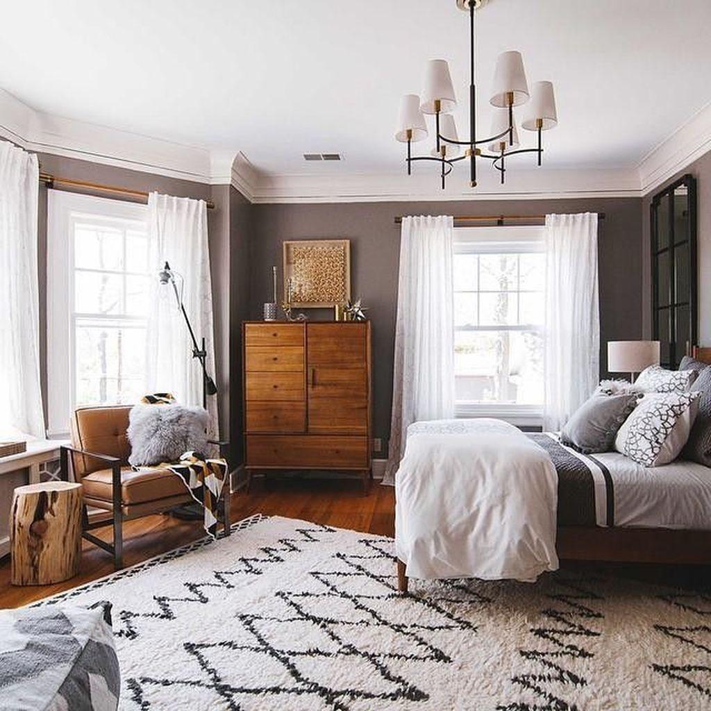 Inspiring Traditional Bedroom Decor Ideas 17