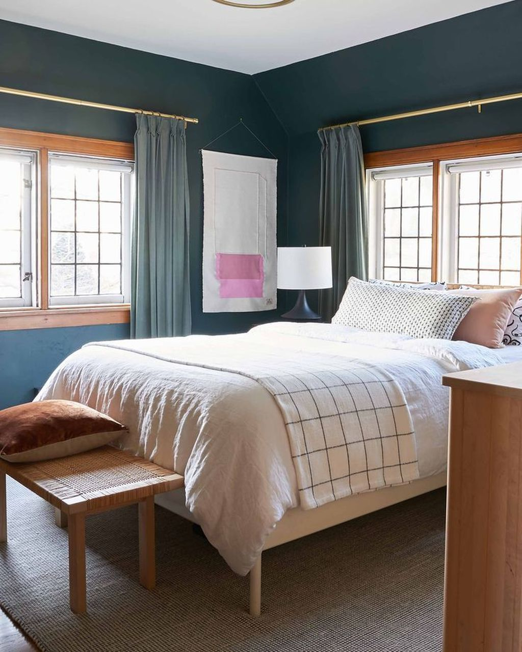 Lovely Eclectic Bedroom Decor Ideas 18