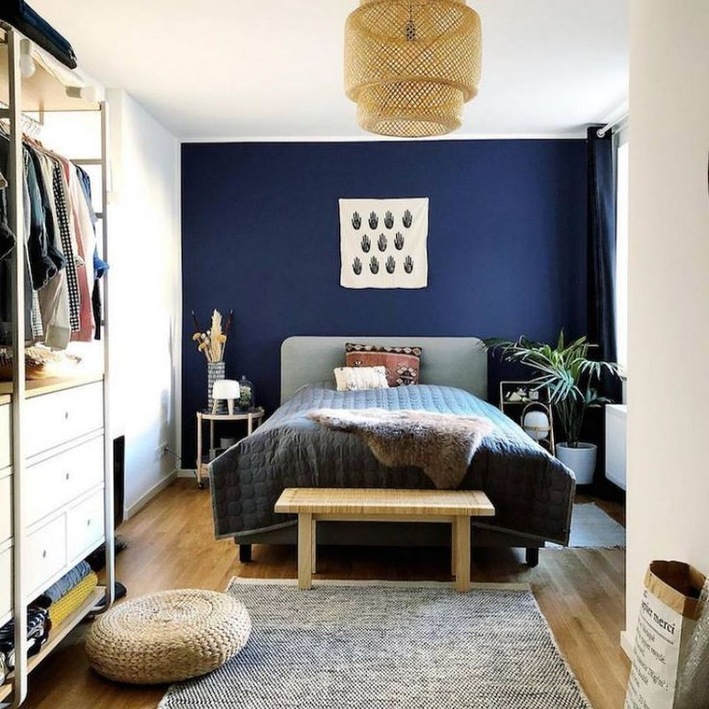 Lovely Eclectic Bedroom Decor Ideas 22