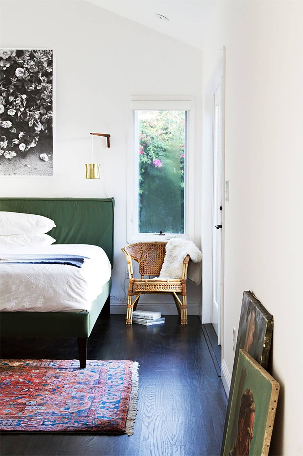 Lovely Eclectic Bedroom Decor Ideas 23
