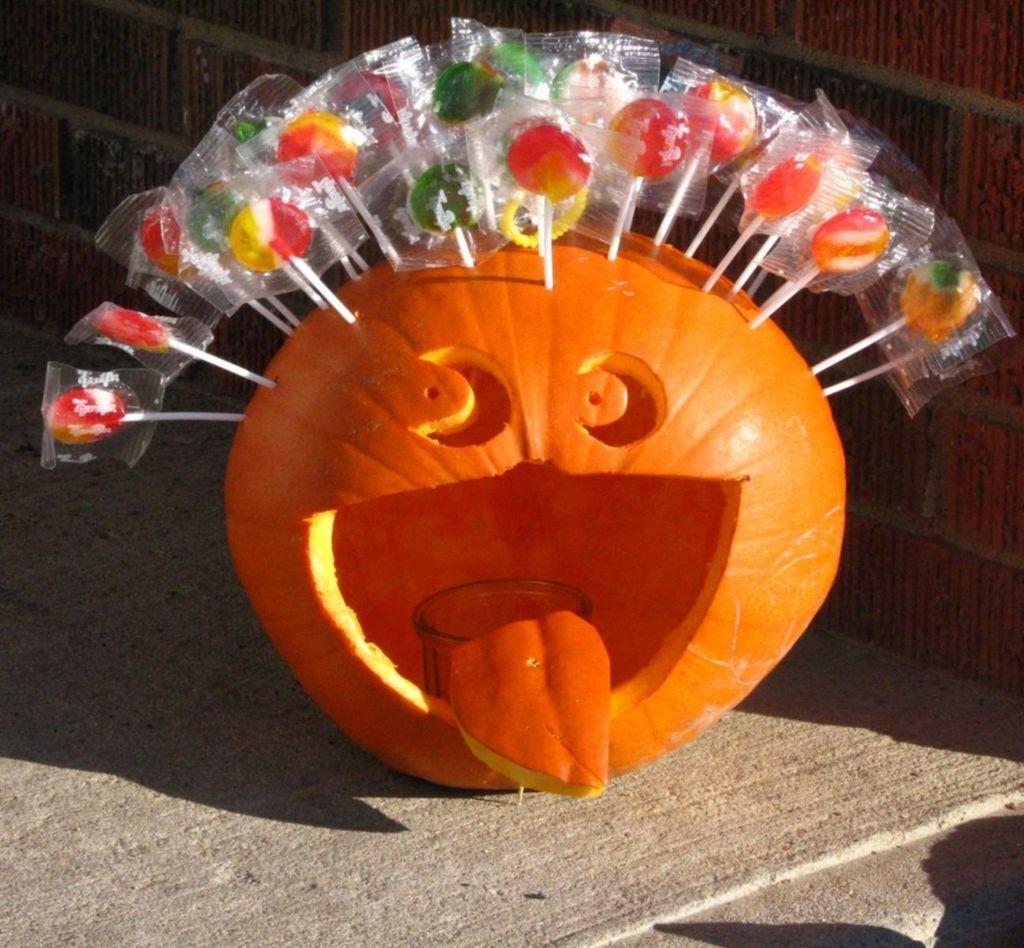 Lovely Fall Pumpkin Decor Ideas 08