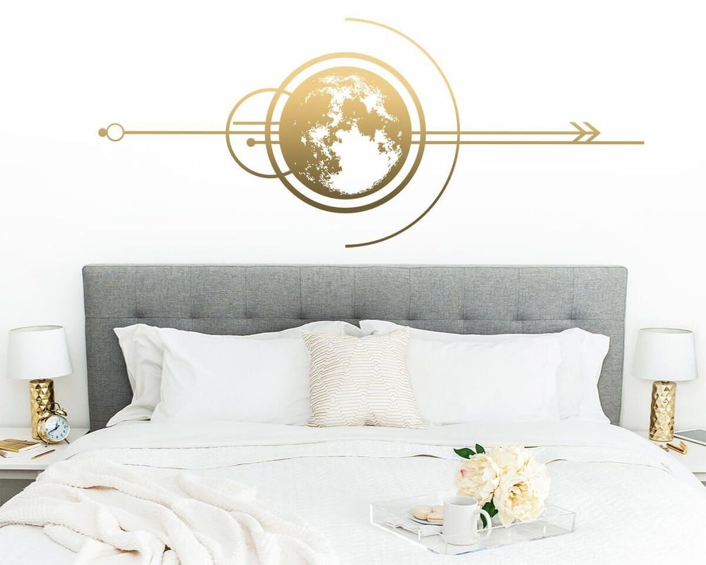 Lovely Moon Decor Ideas For Beautiful Home Decoration 28