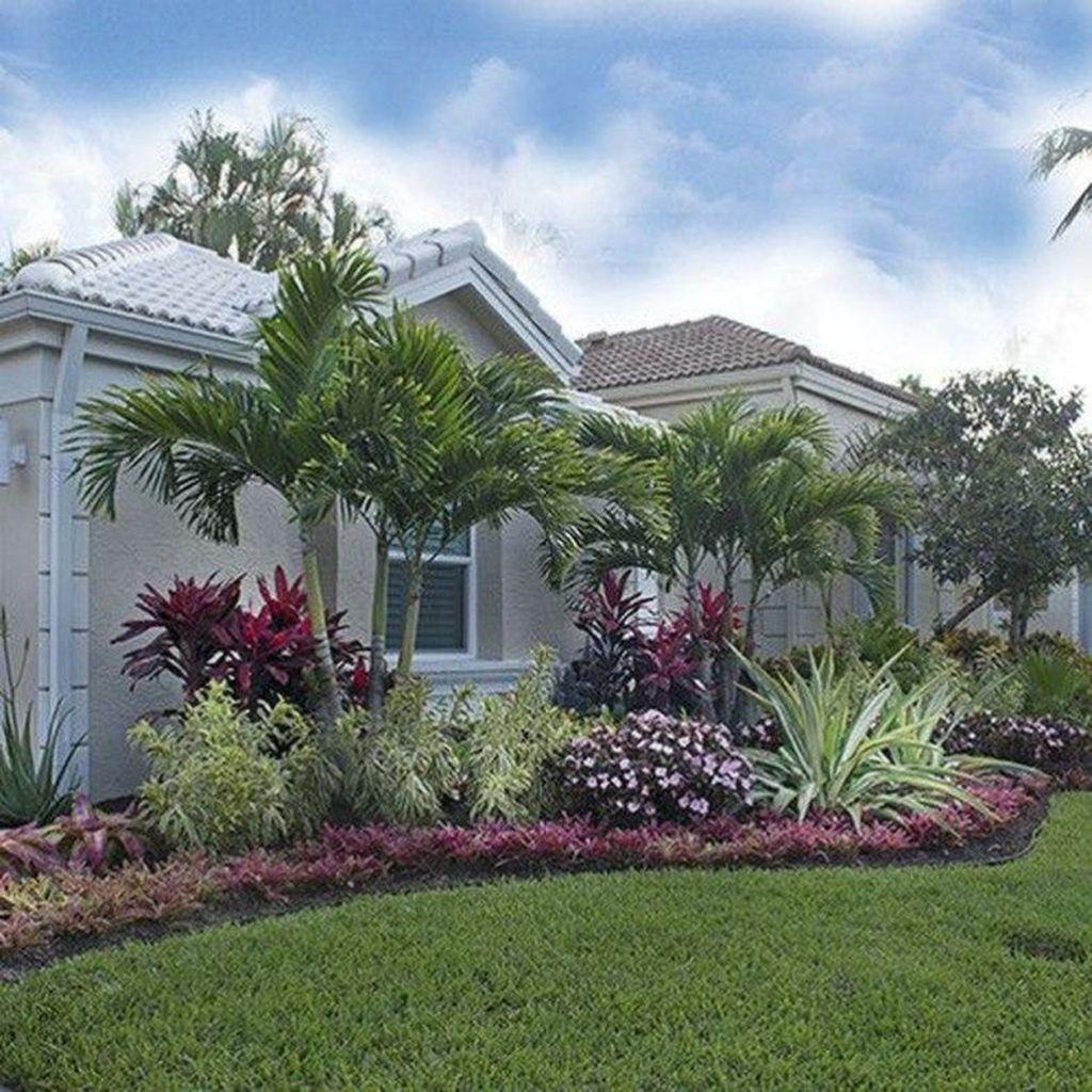 Lovely Tropical Garden Design Ideas 28