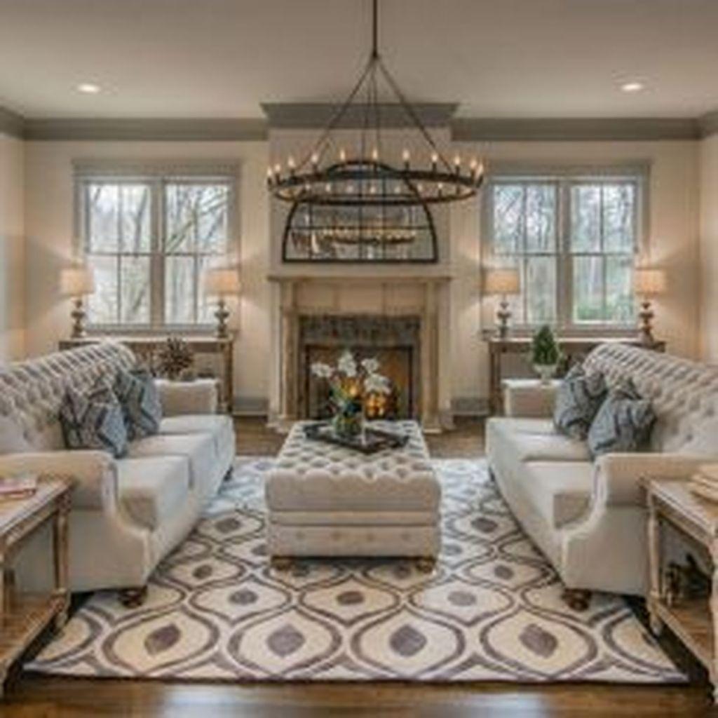 Nice Boho Farmhouse Design Ideas For Your Living Room Decoration 23