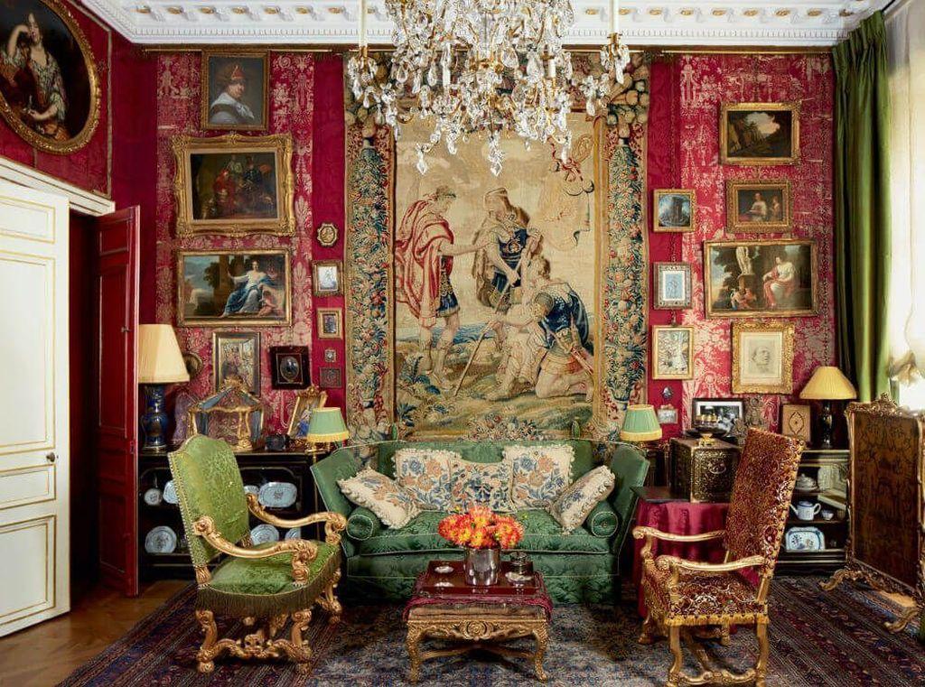 Nice Eclectic Parisian Home Decoration Ideas 07