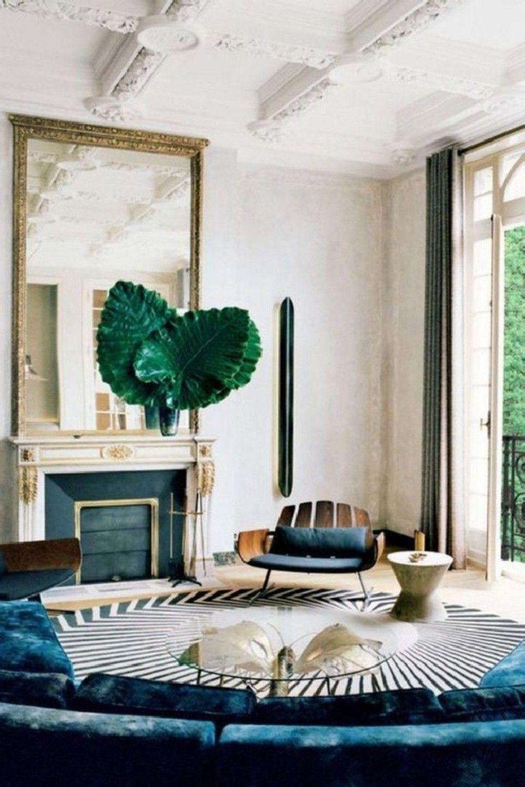 Nice Eclectic Parisian Home Decoration Ideas 10