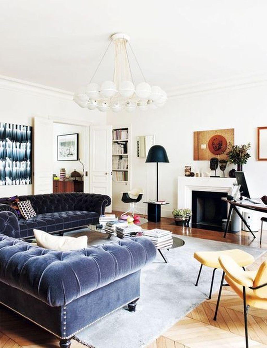 Nice Eclectic Parisian Home Decoration Ideas 14