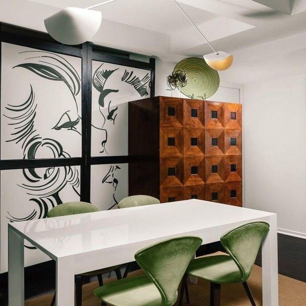 Nice Eclectic Parisian Home Decoration Ideas 36
