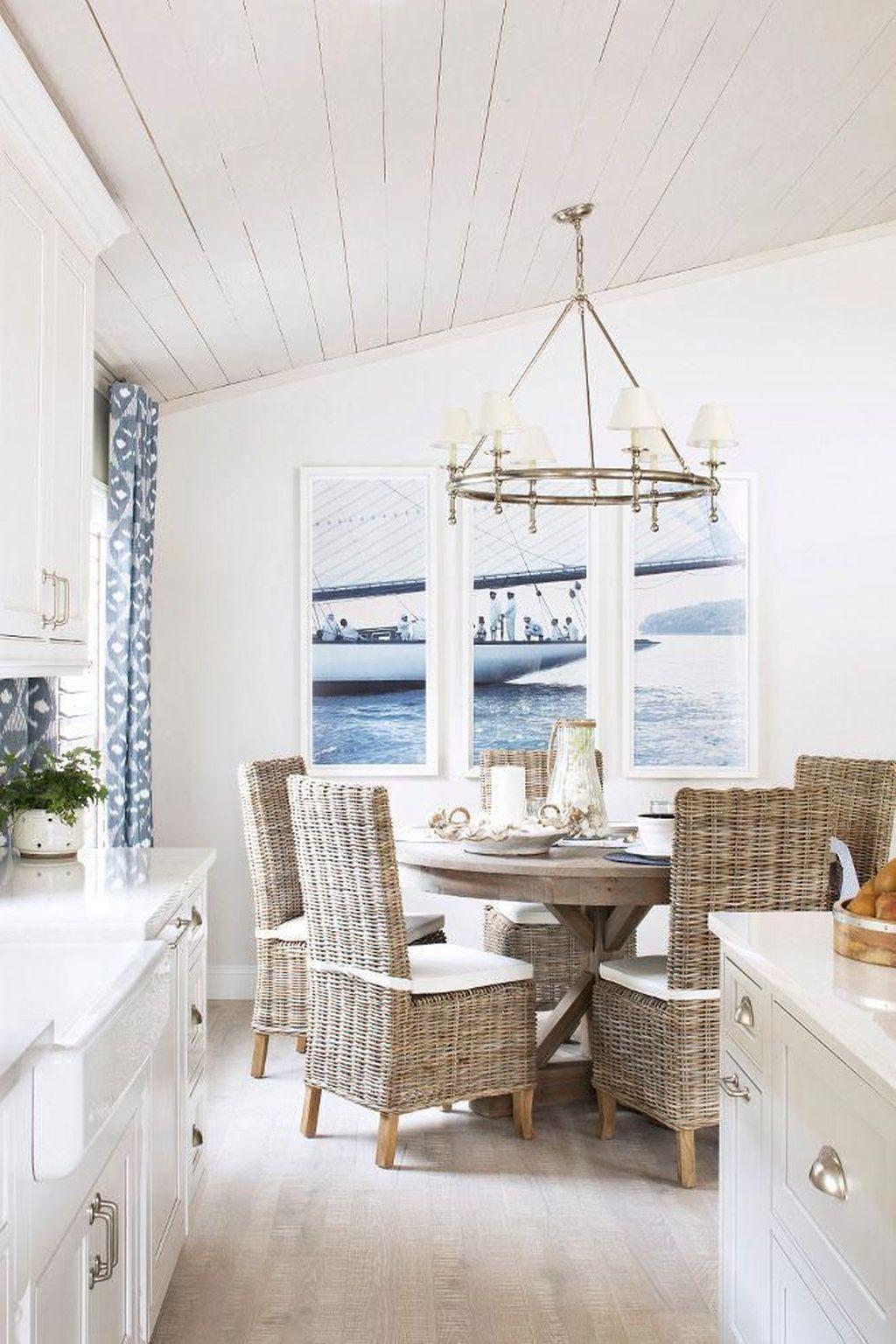Nice Nautical Home Decor Ideas With Coastal Style 31