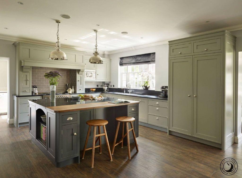 Nice Sage Kitchen Cabinets Design Ideas 11