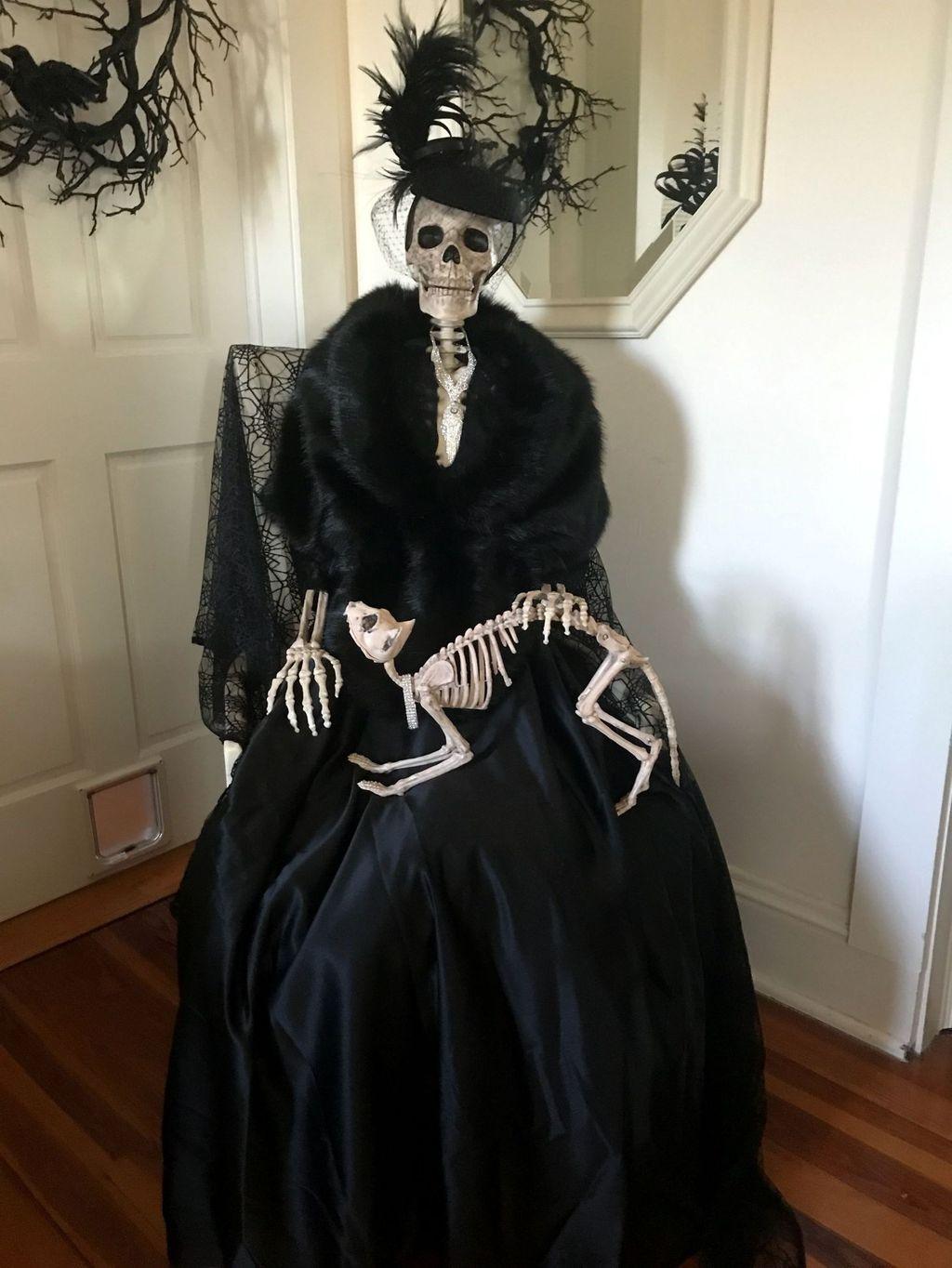 Nice Spooky Halloween Decoration Ideas 05