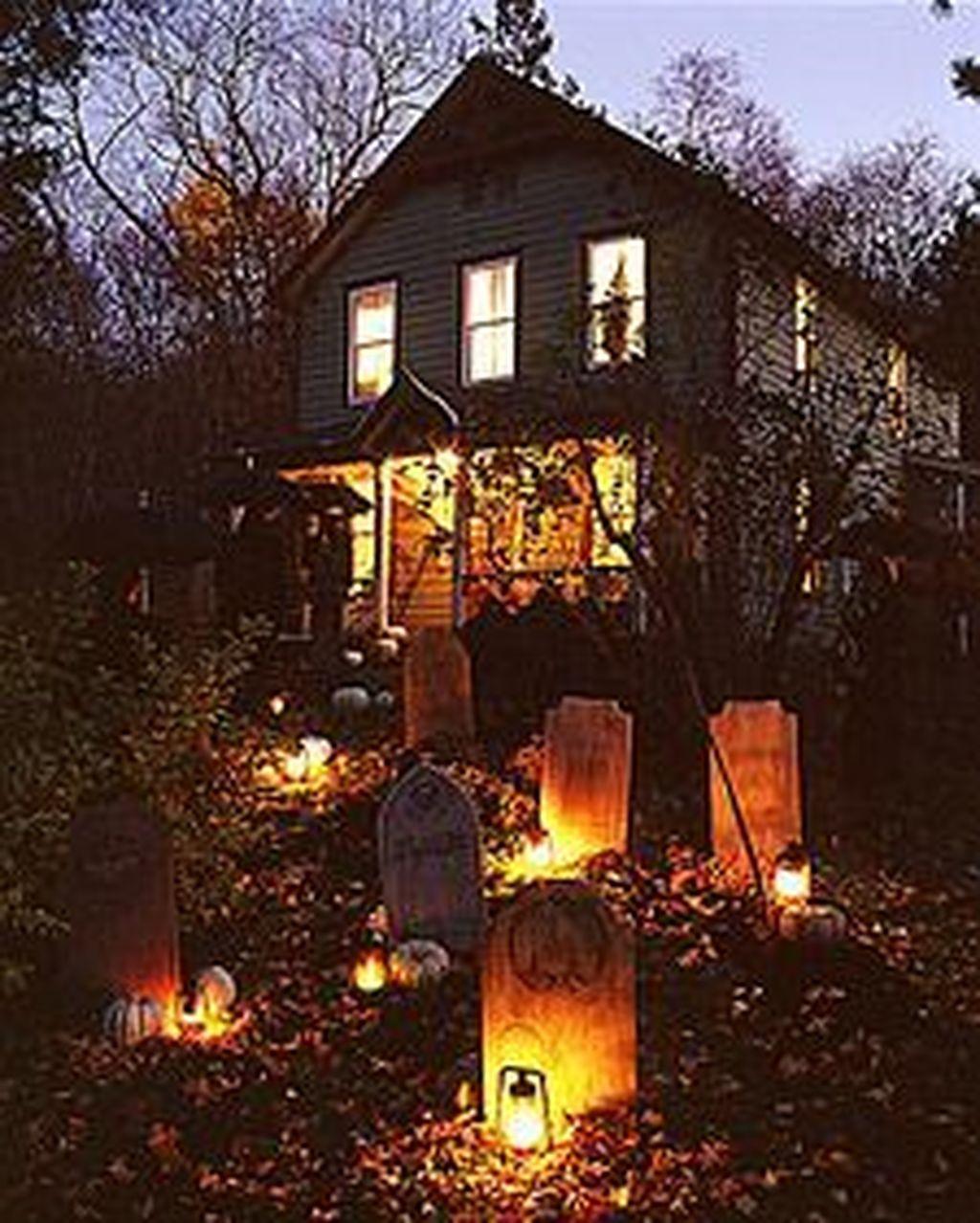 Nice Spooky Halloween Decoration Ideas 10