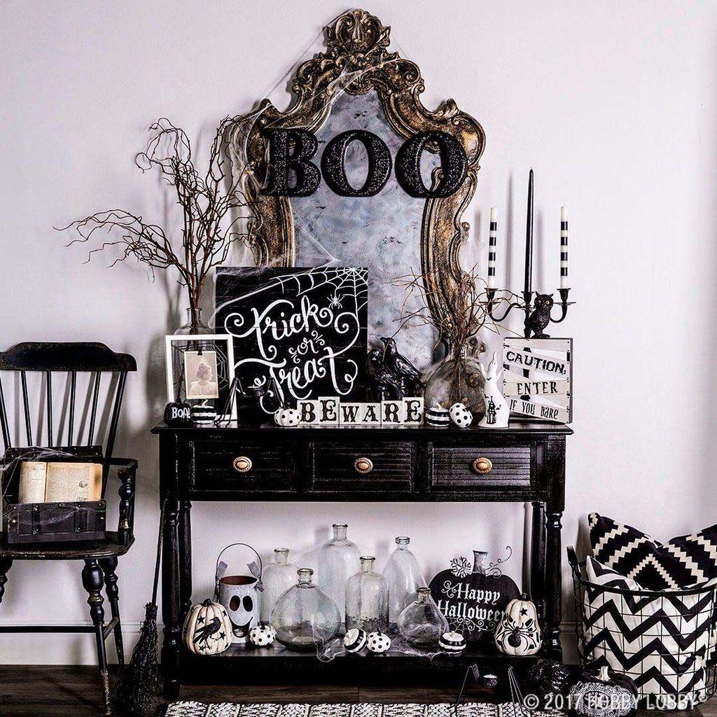 Nice Spooky Halloween Decoration Ideas 13