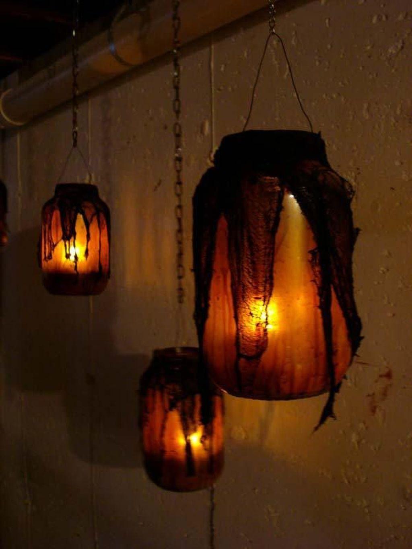 Nice Spooky Halloween Decoration Ideas 22
